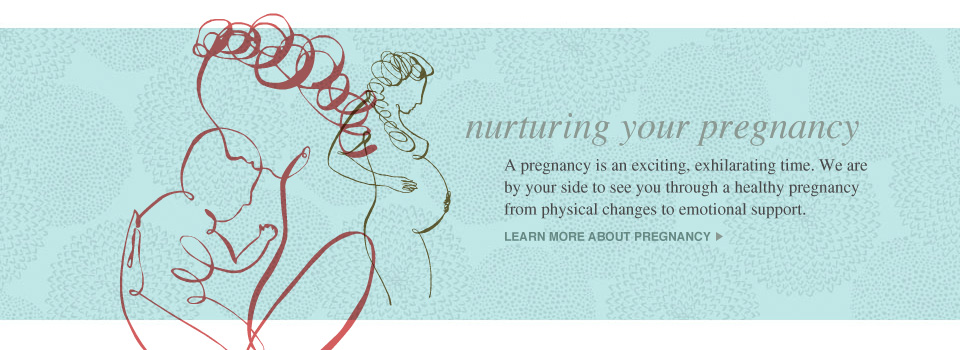 Nurturing Your Pregnancy